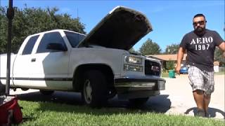 GMC Sierra 1500 Loud Noise Coming From The Starter and Flywheel ( Fixed)