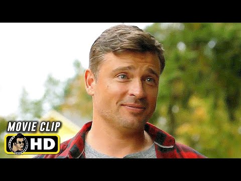 CRISIS ON INFINITE EARTHS (2019) Tom Welling Clark Kent Scene [HD]