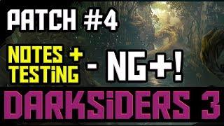 Darksiders 3 (PS4) - Fastest Infinite Upgrade Level