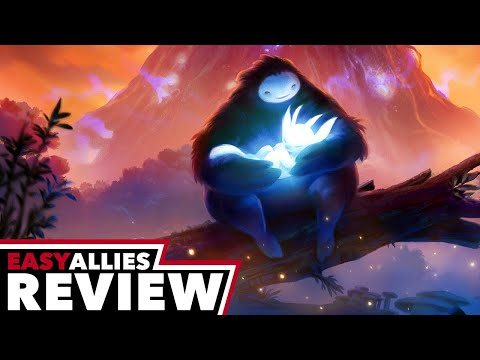 Ori and the Blind Forest: Definitive Edition - Easy Allies Review - YouTube video thumbnail
