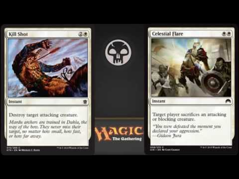 How to play MTG Better Part 1 – Play Cards as Late as Possible