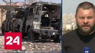 Поддубный: серия терактов в Сирии - месть за успехи сирийской армии под Алеппо