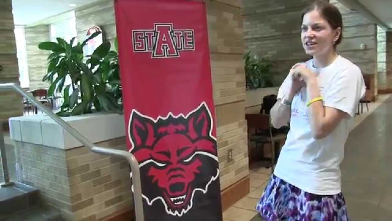 Arkansas State University-Video-1