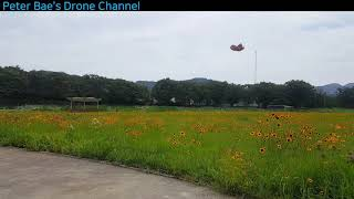 #25 Racing drone acro mode practice 레이싱 드론 아크로 모드 시계비행 연습