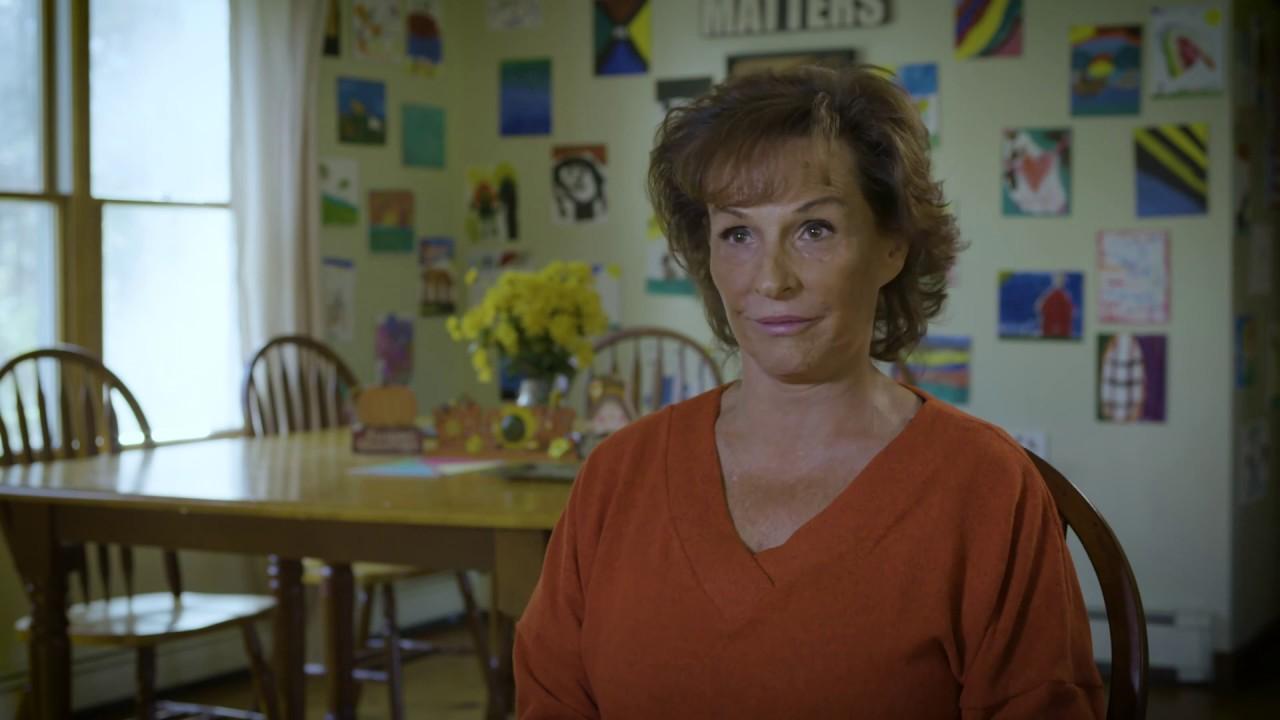 Mel Lambert, 2020 Casey Excellence for Children Foster or Adoptive Parent Award Winner