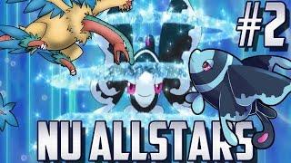 Lumineon  - (Pokémon) - LUMINEON? ARCHEOPS? WHAT?!   NU Allstars! Ep. 2   Pokemon ORAS Showdown Randomizer Sessions