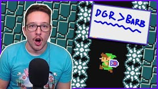 I Attempted To Beat a Difficult Mario Maker 2 Link Level...