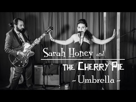 Sarah Honey & the Cherry Pie Power Trio Rockabilly & Surf Roma Musiqua