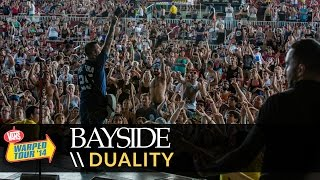 Bayside - Duality (Live 2014 Vans Warped Tour)