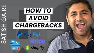 How to Avoid Chargebacks? (PayPal, Stripe, Shopify)
