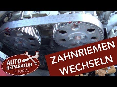 Video der Ersatz des Riemens grm ford mondeo 1.6 Benzin