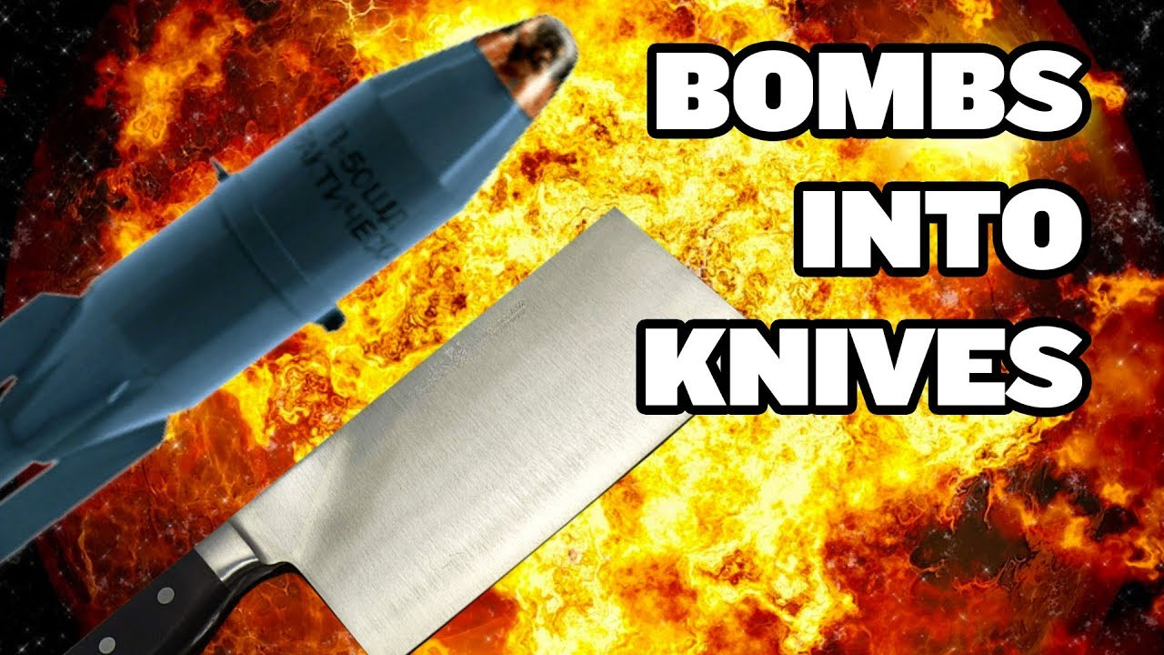 Turning Bombs into Knives | Taiwan and China | China Uncensored thumbnail
