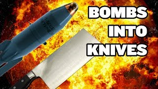 Turning Bombs into Knives | Taiwan and China | China Uncensored