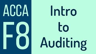 Introduction to Auditing [Urdu]