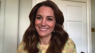Kate Middleton Reveals How Her Family Is Handling The Pandemic In RARE Interview