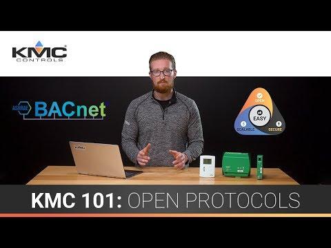 KMC 101: Open Protocols