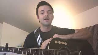 """""""Talk Is Overrated""""   Jeremy Zucker (Acoustic Cover) #BScovers #199"""