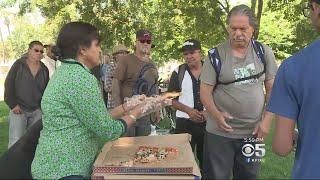 San Jose Orders Volunteers To Stop Feeding The Homeless