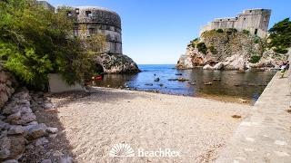 beach Bokar, Dubrovnik, Croatia