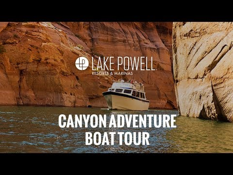 Canyon Adventure Boat Tour