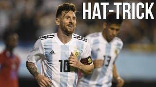Arjantin 4-0 Haiti   Maç Özeti, Messi Hattrick   30/05/2018   Türkçe Spiker