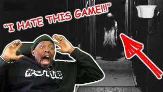 The Most UNEXPECTED Jump Scare! I Almost Quit! | Visage Walkthrough Ep.2