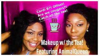Make Up With The Tea