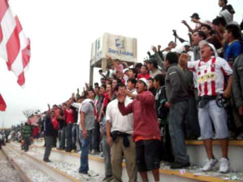 """""""100 5701"""" Barra: La Banda del Pelícano • Club: Unión Huaral"""