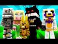 FNAF World - Day 3 (Minecraft Roleplay)