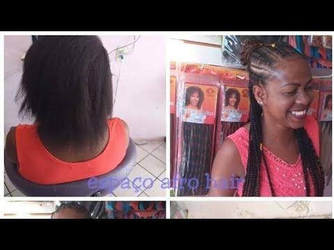 #17: penteado com tranças estilo americanas