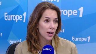 """Mélissa Theuriau : """"Mélenchon apparaît totalement différent, Macron et Fillon s'en sortent bien"""""""
