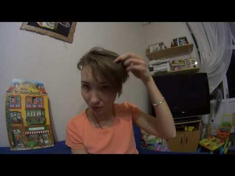 Как выпадают волосы во время химиотерапии