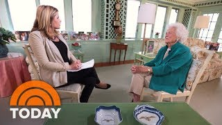 Look Back At Barbara Bush's Memorable Moments On TODAY | TODAY