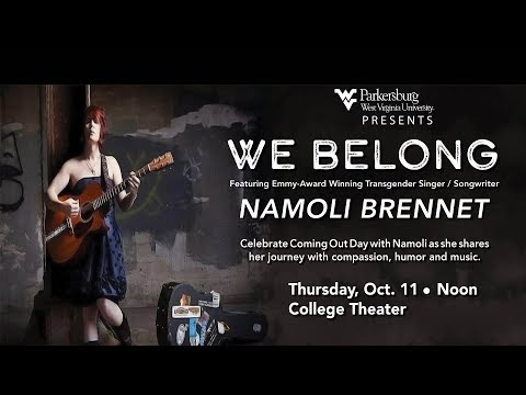 """We Belong"" with Namoli Brennet"