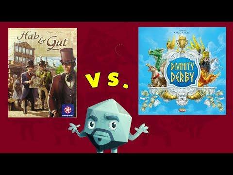 Hab & Gut vs Divinity Derby - with Zee Garcia