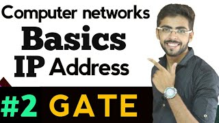 Basics of Computer Networks | ip address tutorial in hindi | Computer Network lectures in Hindi #02