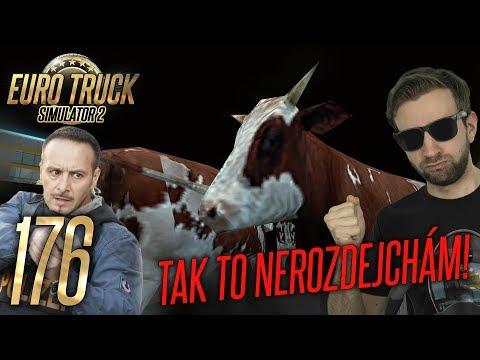 PŘEPRAVA KRAVIČEK! | Euro Truck Simulator 2 #176