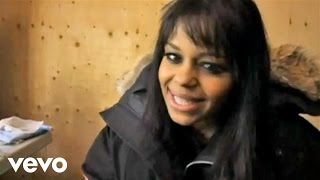 Fefe Dobson - Can't Breathe (Behind The Scenes)