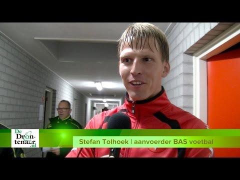 VIDEO | BAS-aanvoerder Stefan Tolhoek kijkt trots terug op einde seizoen