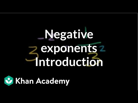 A thumbnail for: Exponent expressions and equations