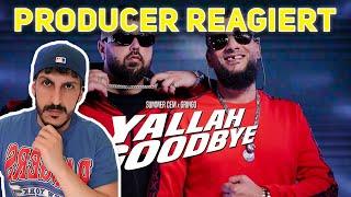 Producer REAGIERT Auf Summer Cem X Gringo   Yallah Goodbye [ Official Video ]