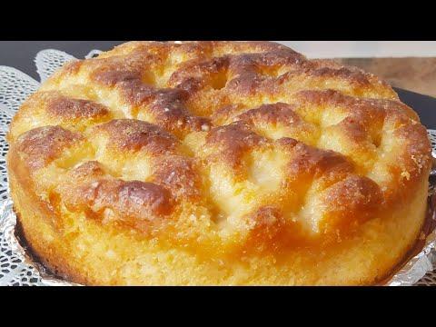 Потрясающий Сахарный пирог/ Набрал миллионы просмотров/ А вы готовили такой?