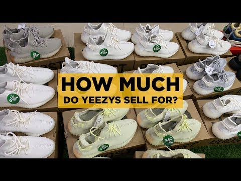 HOW MUCH ARE YEEZYS 350 BOOST (YEEZY PRICES IN THE PHILIPPINES)