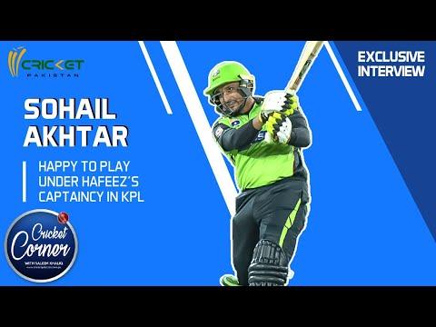 Happy to play under Mohammad Hafeez's captaincy: Akhtar