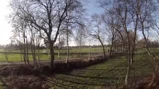 preview picture of video '2 Flug Mit DJI Phantom 2(Tarmstedter Moor)'