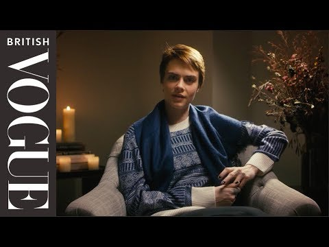 Cara Delevingne's Perfect Christmas | British Vogue