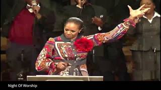 The First Lady Of Praise & Worship Dr. Judith McAllister Night Of Worship West Angeles COGIC!