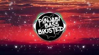 Sohne Lagde [BASS BOOSTED] Sidhu Moosewala ft The PropheC | Punjabi Songs 2019