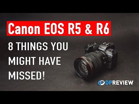 External Review Video PYghKadMjxE for Canon EOS R5 Full-Frame Mirrorless Camera