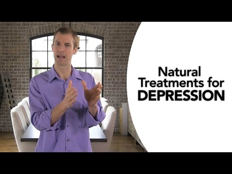 Video Natural Treatments For Depression